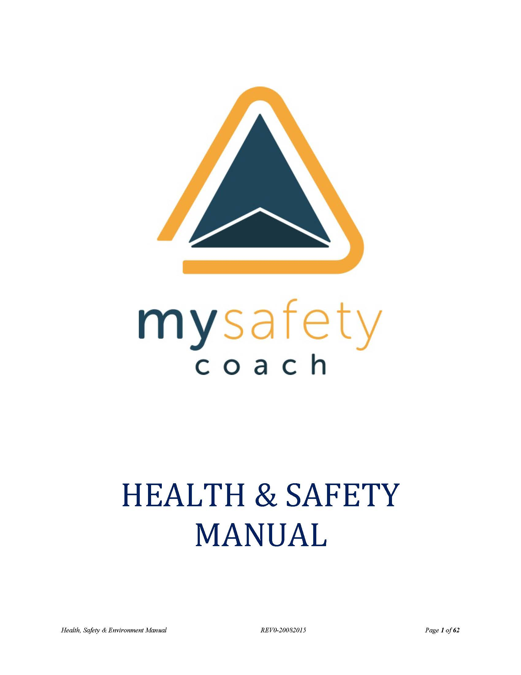 environment health and safety manual for 253 quality, environment, health & safety manual this quality, environment, health & safety manual has been established and maintained that includes the following.