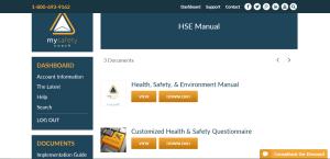 HSE-Manual-View
