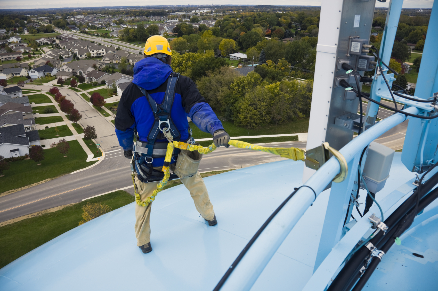 Why do you need a site specific fall protection plan?